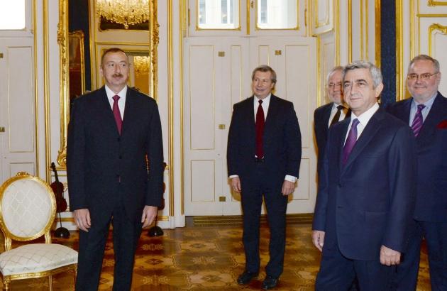 Без предусловий? Переговоры по Карабаху состоятся в Вене 16 мая