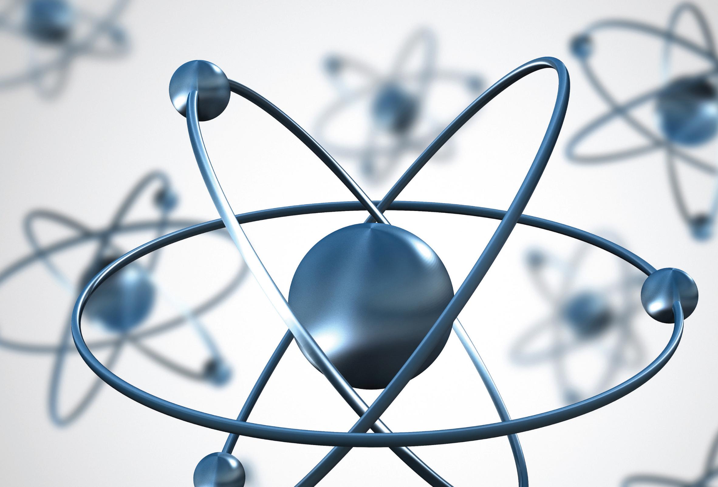 Атом открытка, написать