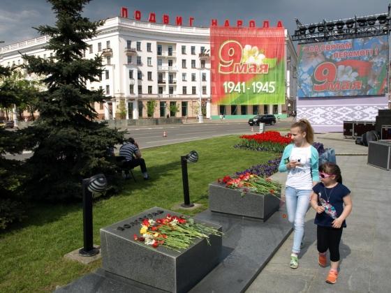 День Победы в Минске — праздник для всех возрастов