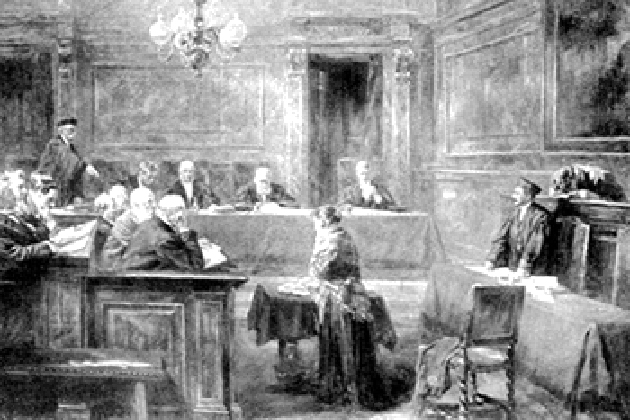 Суд присяжных в царской России - ИА REGNUM
