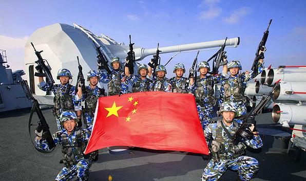 Китайские военно-морские силы