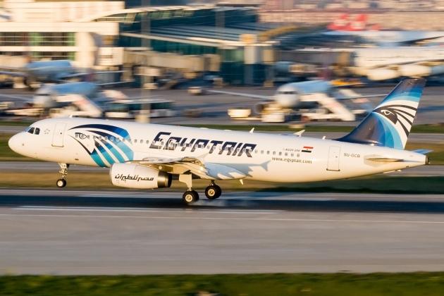 А-320 EgyptAir