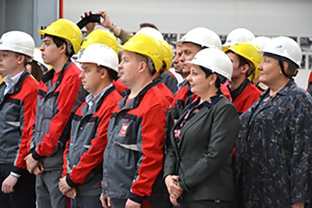 Под Рязанью запущено производство теплоизоляционных материалов
