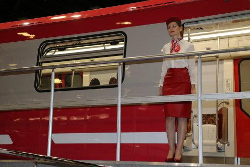 Инновационный транспорт на выставке в Петербурге