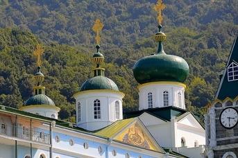 Свято-Пантелеимонов монастырь, Афон