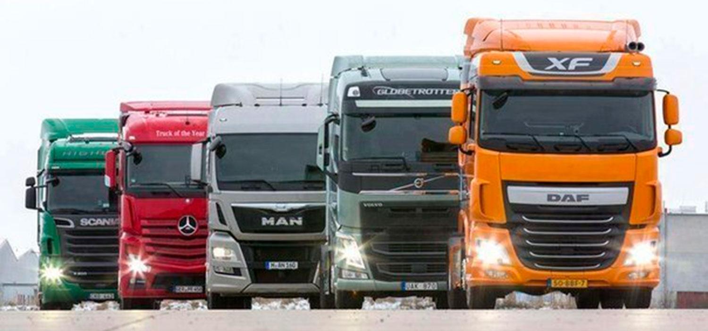грузовые машины картинки
