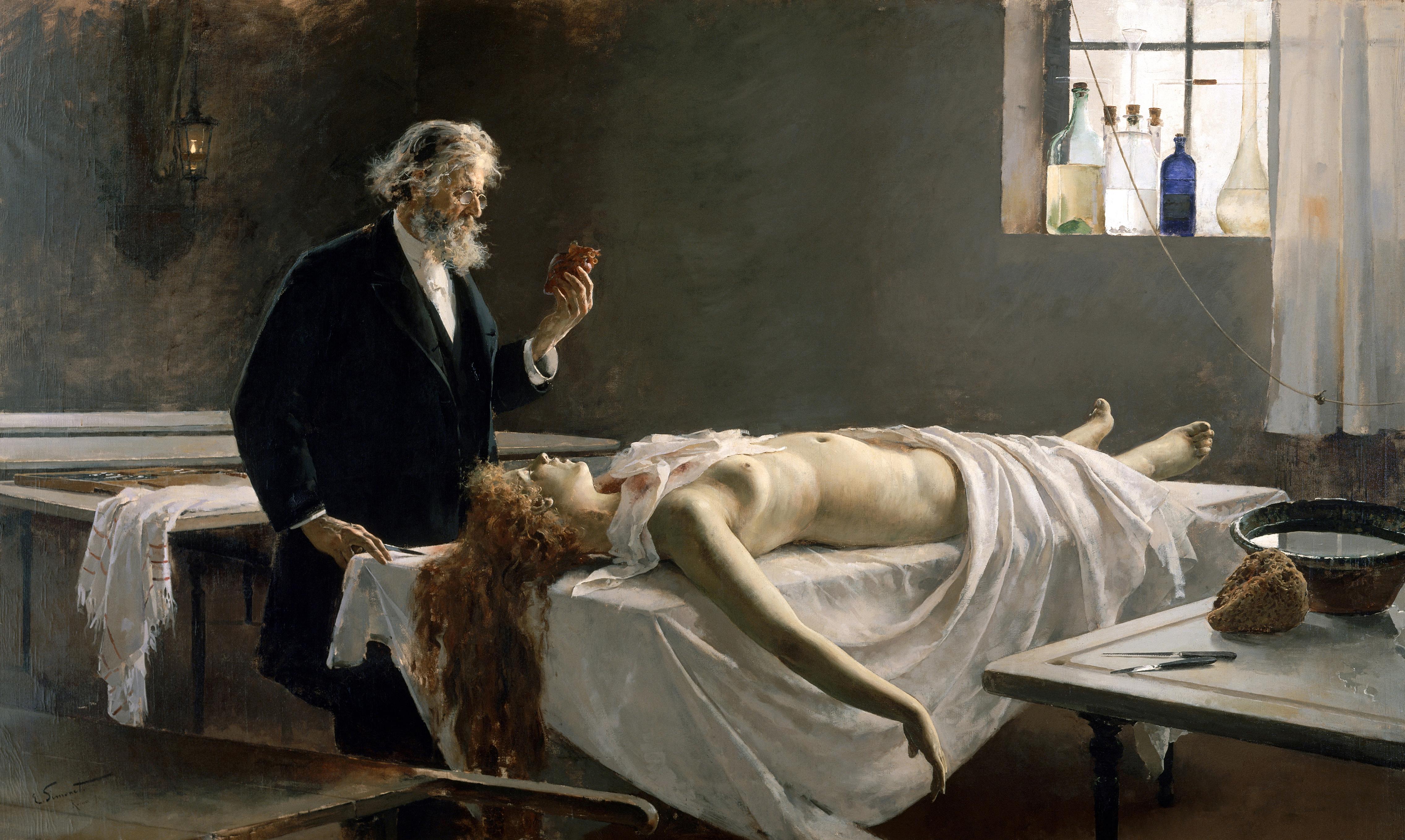 Урок анатомии показывает на себе 25 фотография