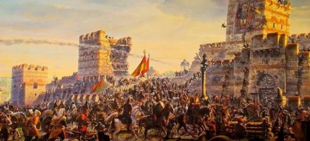 Падение Константинополя: что родилось на месте Византийской империи