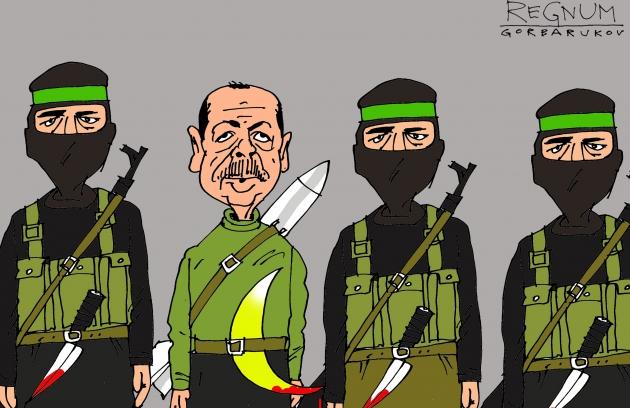 Турция обвинила США в лицемерии за поддержку сирийских курдов
