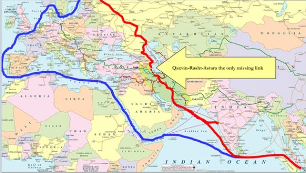 Саркис Цатурян: Азербайджан блокирует торговые караваны Китая и Ирана в Евросоюз