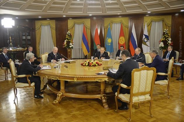 Безопасность — фундамент для экономического развития ЕАЭС: Серж Саргсян