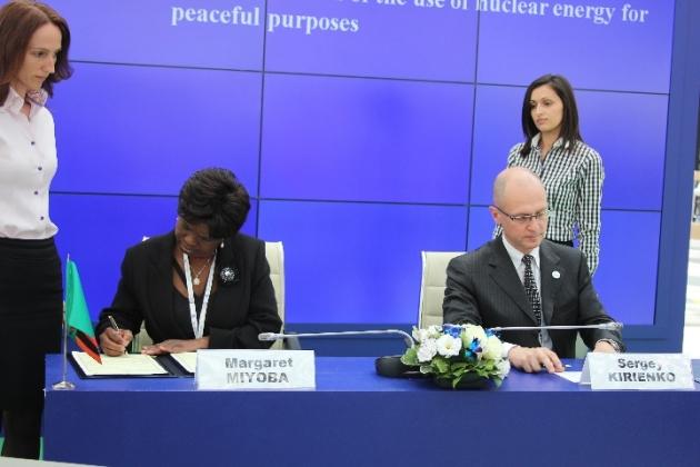 За 2 дня Росатом заключил соглашения с экономическим потенциалом в $10 млрд