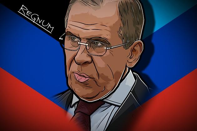 Лавров: Украина должна согласовывать все законы по Донбассу с ЛНР и ДНР