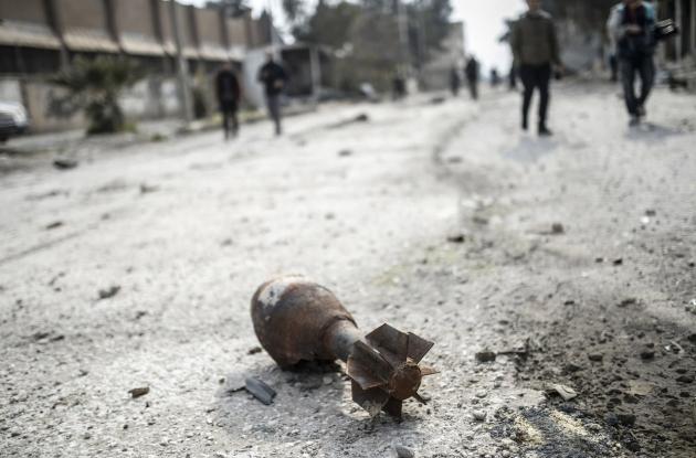 В Алеппо обвиняют Турцию в координации бомбардировок армянских кварталов