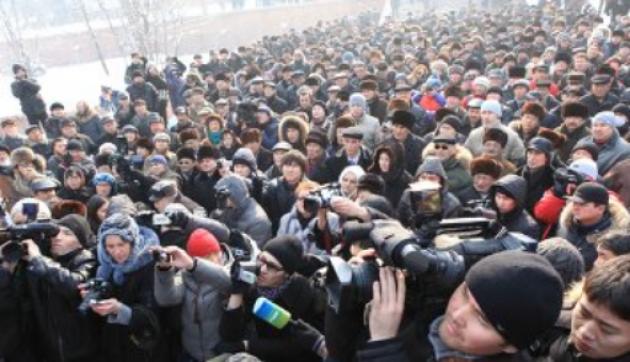 Амирбек Тогусов: В Казахстане вызревает революционная ситуация