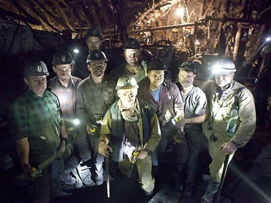 Чем живет Польша: шахтеры требуют работы в Силезии