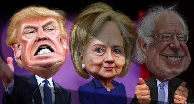 Сделать ставку на выборы президента сша 2016