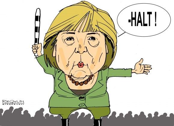 Германия наступает: почему Азербайджан приравнял Карабах к Сирии и Украине