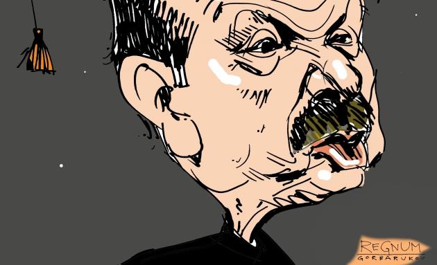 Эрдоган предложил проверить кровь депутатов бундестага — этнических турок