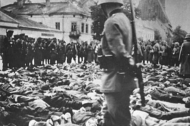 Жертвы нацистов