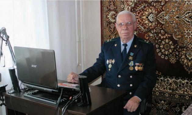 Бывший следователь по особо важным делам Анатолий Фалинский