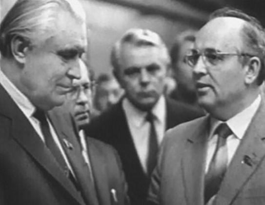 Как Горбачёв топил соперника на Украине
