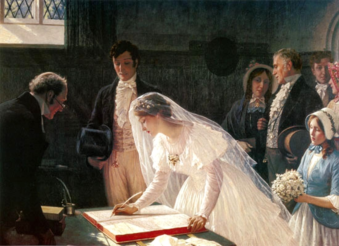 marriage and lancelot reaction paper