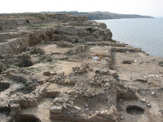 Археологи осушат море в Керченском проливе, чтобы исследовать древнюю Акру