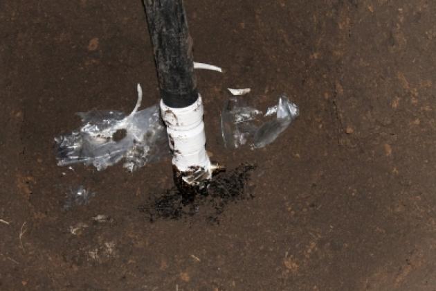 Пресечение хищения нефти в самарской области