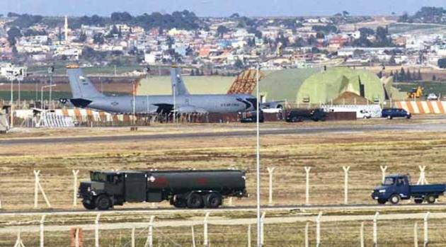 Армяне пытаются «отжать» у Турции американскую авиабазу «Инджирлик»