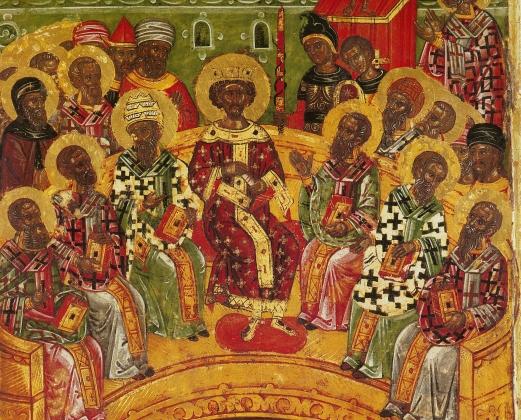 Наши соборяне были не из тех, кого удовлетворить могут мифы, они полезли в «физику» Бога