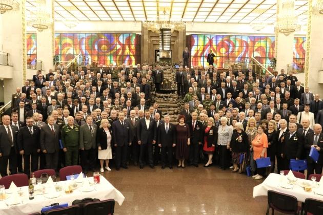 В Москве прошел V съезд всероссийской организации «Боевое братство»