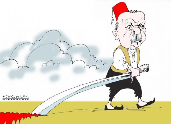 МИД ФРГ выразил «непонимание» турецкому посольству из-за Эрдогана