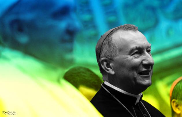 Ватикан берет Восточную Украину под свой прямой контроль