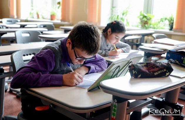 РВС предлагает перейти на советские учебники в начальной школе