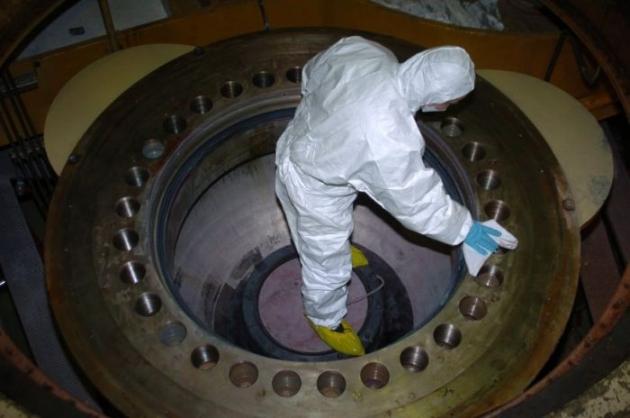 Реактор АЭС «Пакш»
