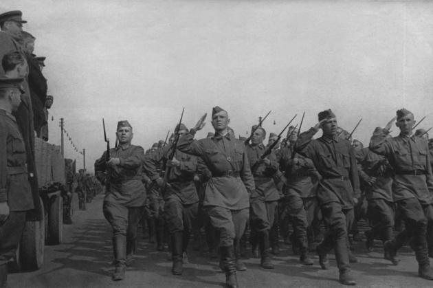 советский народ период отечественной войны