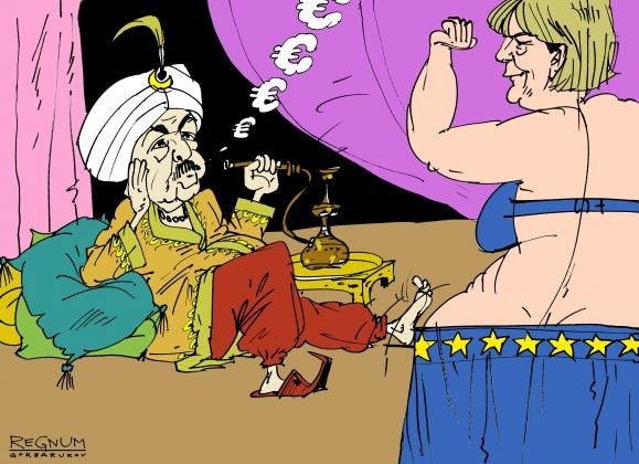 Spiegel: Германия получила вторую «дипломатическую пощечину» от Турции