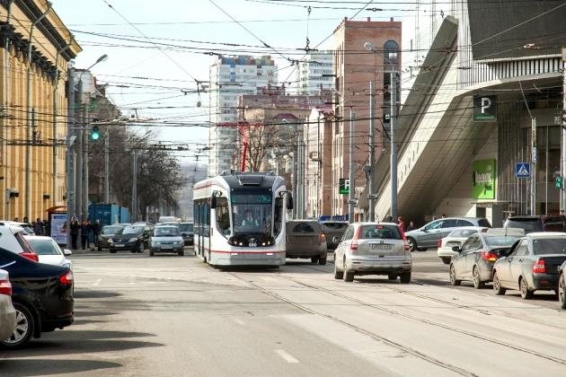 16 трамваев обойдутся Ростову-на-Дону почти в 525 млн рублей