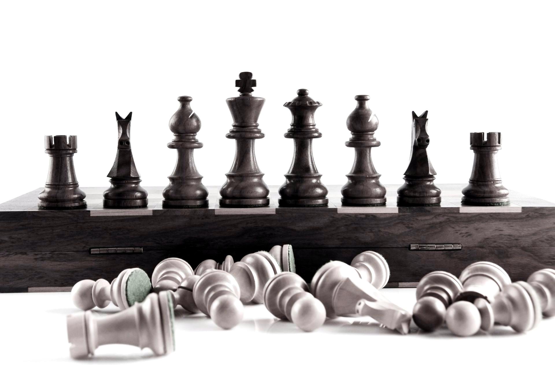 Картинки на шахматную тематику черно белые, гравити