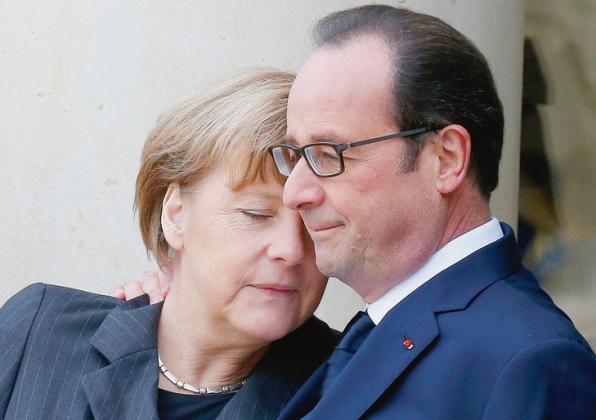 Переворот в Евросоюзе: Берлин и Париж ставят ультиматум!