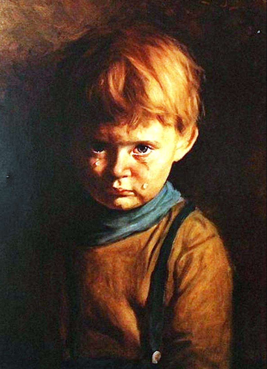 картинки плачущий мальчик
