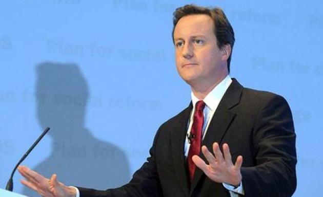 Дэвид Кэмерон — Премьер-министр Великобритании