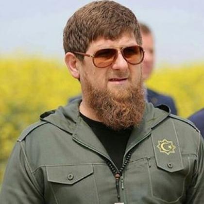Рамзан Кадыров — глава Чеченской Республики