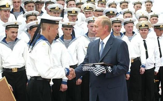 Путин совещание речной флот