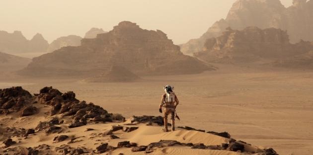 Учёные: В прошлом атмосфера Марса содержала кислород