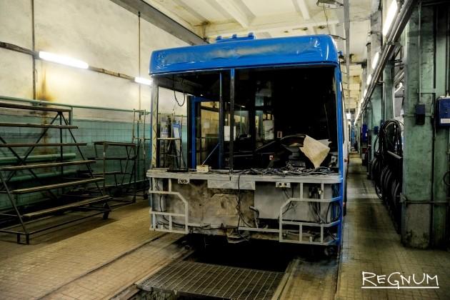 Брянское троллейбусное депо №2 сдадут в аренду под парковку