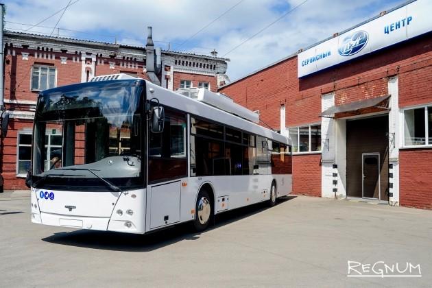 Из-за убыточности троллейбусов  могут реформировать  МУП «Тамбовгортранс»