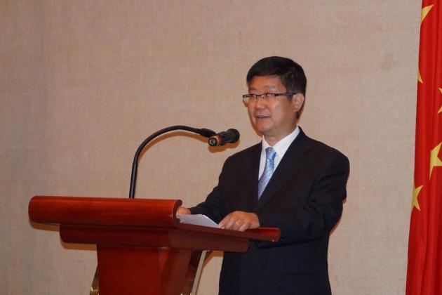 Посол КНР в Белоруссии Цуй Цимин
