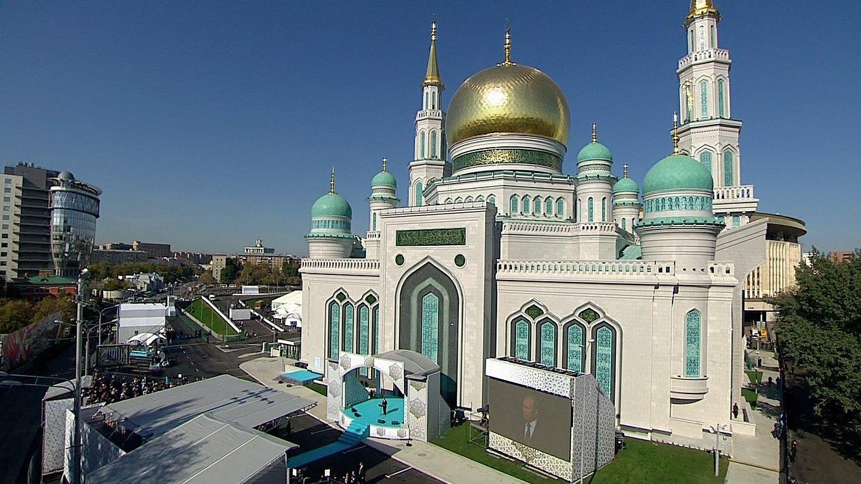 новая московская соборная мечеть фото вот всегда